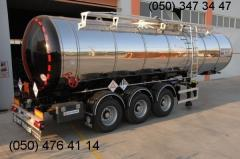 Уксусная кислота техническая 99,9%  ГОСТ 19814-74