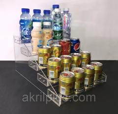 Подставка под банки, бутылки и товар