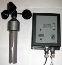 Анемометр крановый