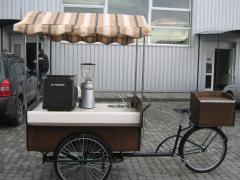 Cycle coffee house