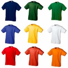 T-shirts with log
