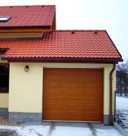 Ворота гаражные секционные Киев купить
