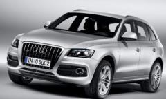 Внедорожники Audi Q5