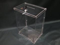 Ящик для пожертвувань 120*150*80