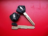 Ключи зажигания, Ключ на мотоцикл Suzuki под чип,