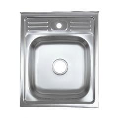 "Мойка кухонная ""Platinum"" накладная 5060 х16..."