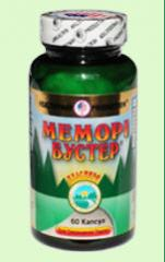 Grass dietary additives, MEMORI BUSTER (Memory