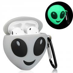 Силиконовый футляр UFO для наушников AirPods 1/2 +