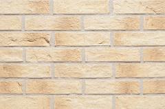 Brick of manual molding - Donetsk / a brick brick
