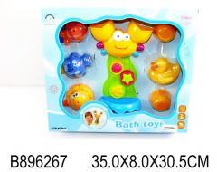 Игрушка для ванной 8815 (24шт/2) краб в кор,