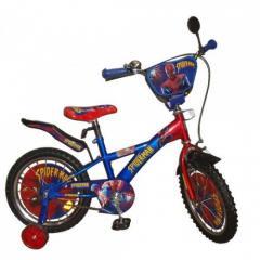 Велосипед детский 14  Человек Паук 131405