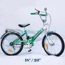 Велосипед 20 дюймов Украина зеленый, синий,