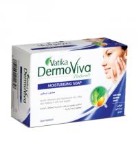 Увлажняющее мыло Vatiкa DermoViva Naturals