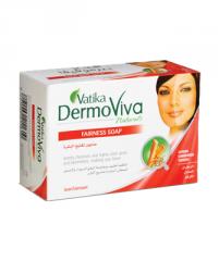 Отбеливащее мыло Vatiкa DermoViva Naturals