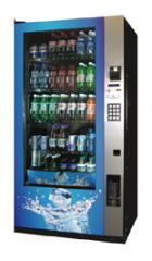 Торговый автомат для охлажденных напитков