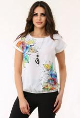 Женская футболка Prenda 30295 белая