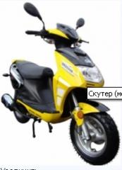 Скутер мотороллер G&A Crosser