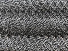 Сетка рабица оцинкованная в рулонах