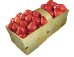 Корзинка для ягод 500г, купить в Іване Пусте, Тернопільська обл, заказать, не дорого