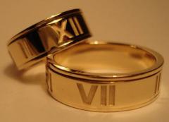 Весільні кільця