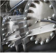 Hydrogen installations