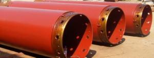 Бетонолитные трубы с «быстрыми» замками  245мм