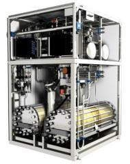 Industrial generators of hydrogen