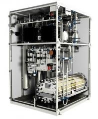 Generators of technical gases - hydrogen and