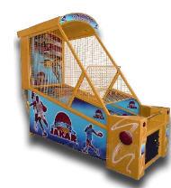 BASKETBALL Детские игровые автоматы