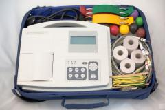 Portable elektrokardiograf