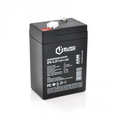 Аккумуляторная батарея EUROPOWER AGM EP6-4.5F1 6 V