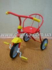Триколісний Велосипед Бимка,  гвоздик, гном