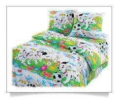 """Комплект постельного белья """"Далматинцы:"""