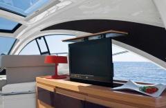 Yachts are motor, the Atlantis 50×4 yach
