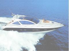 Yachts are motor, the Atlantis 50 yach