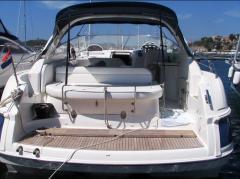 Yachts are motor, the Bavaria 37 yach
