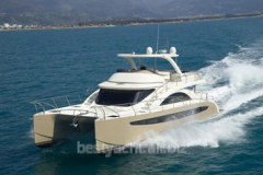 Yachts are motor, the VG Yacht 62 yach