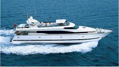 Yachts are motor, the Drettman Elegance yachts