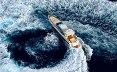 Yachts, Azimut 86S yach
