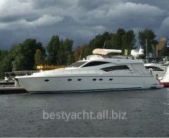 Yachts are motor, the Dalla Pieta 59 yach