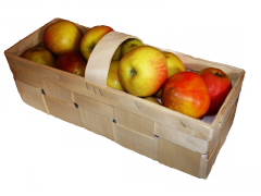Корзинка для овощей, Тернопольская область, Иване-пусте, Тара для ягод, ЧП, купить Евротара из шпона