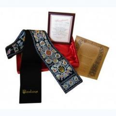 "Memorable award of ""Shanovnitsya"