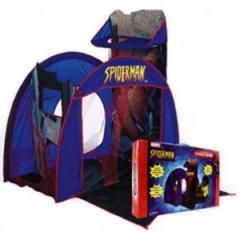 Детский игровой домик Спайдермен с игровой