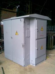 Подстанции трансформаторные комплектные КТП-160