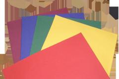 Tissue paper mother rolls, deep color