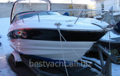 Yachts are motor, the SeaLine F46 yach