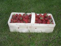 Корзинка для ягод 1кг
