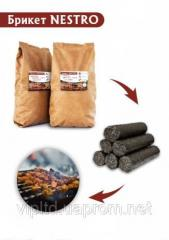 Топливные брикеты Нестро для мангалов и барбекю 5