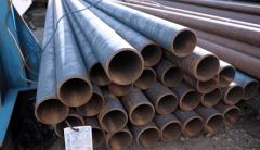 Pipe seamless 76kh/6-10/mm
