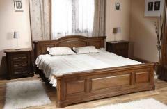 Beds wooden SIMEX(RAFAEL) (Romania), furniture
